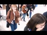 180421 Red Velvet @ Incheon Airport to Taipei