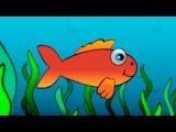 Çocuk şarkısı - Kırmızı balık (çizgi film)