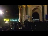 МАЙДАН 01. 12. 2013 Беркут  Разгон демонстрантов