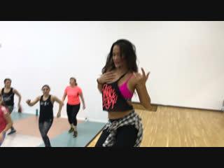 Zumba fitness надежда смагулова