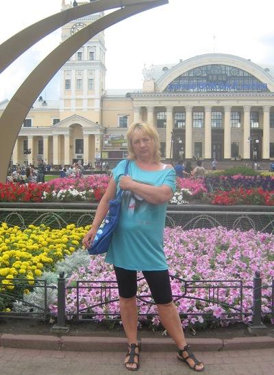 Елена Носенко, 2 июля 1962, Североморск, id131483121