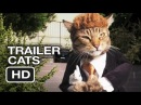 Seven Psychopaths TRAILER CATS (2012) - Christopher Walken, Sam Rockwell Movie HD