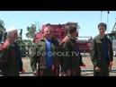 Ежегодный смотр зерноуборочной техники прошел в Новокубанском районе.