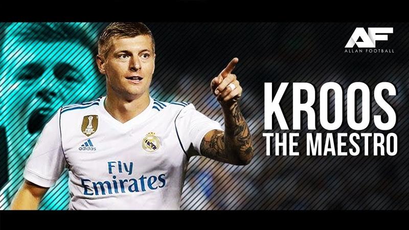 Toni Kroos 2018 • Perfect Midfielder • Skills Goals • HD