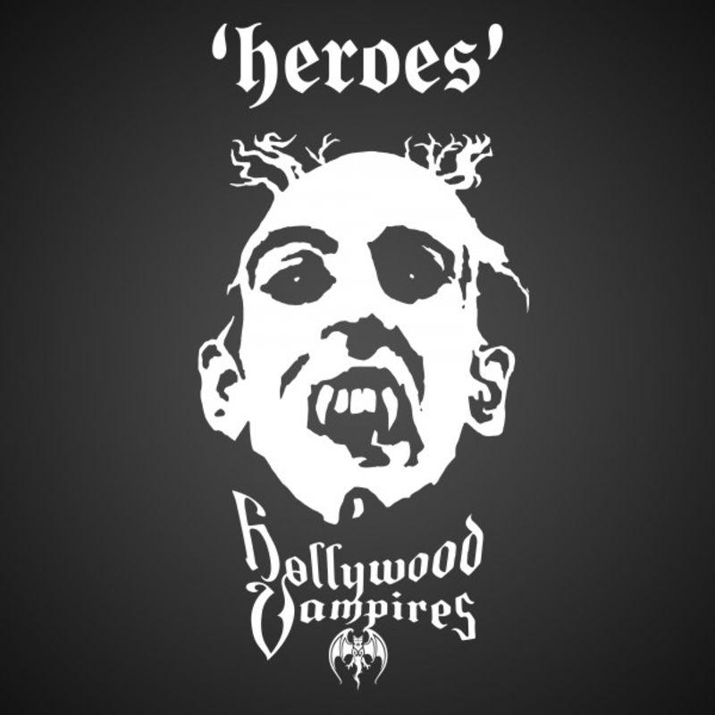 Hollywood Vampires - Heroes (Single)