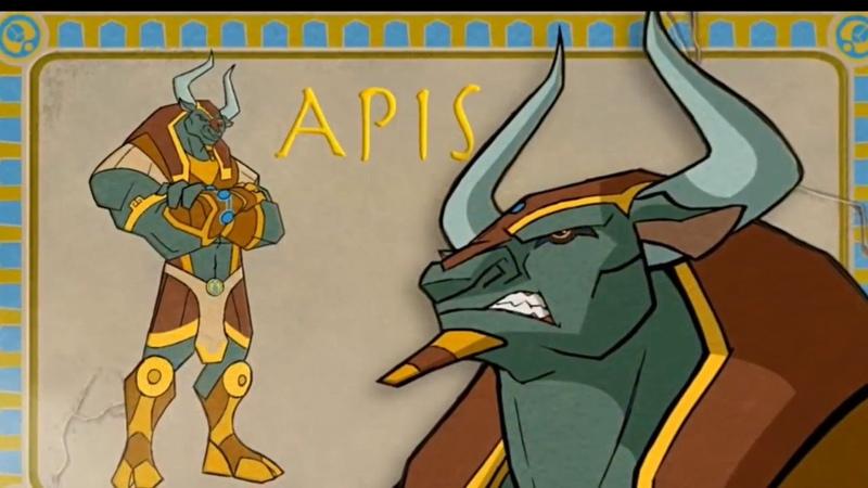 Египтус Золотое воинство