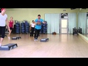 Aero-step choreography\Block A