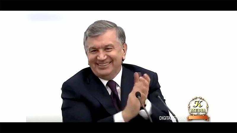 ШАВКАТ МИРЗИЁЕВ ,,МАЖЛИСДА КУЛИБ ЮБОРДИ -ШОК ВИДЕО