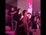 180519 Айрин и Йери (Red Velvet),Чонхва и Хани (Exid),Пыниель (BTOB) на @ Twiceland