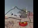Bongo cat press the nuclear button