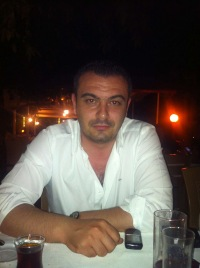 Mehmet Ozdemir, 4 ноября , Краснодар, id176320038
