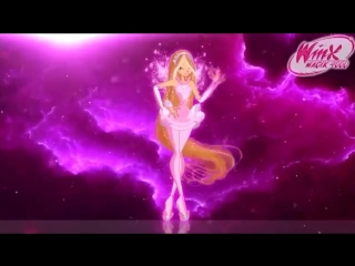 Winx Club 8 - Bloom, Tecna, Flora Musa Starlix Transformation! [Fan Animation]