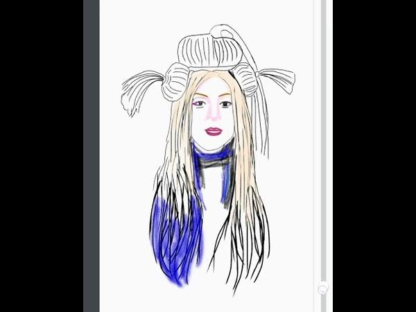 Lady gaga draw