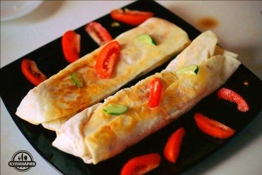 Рецепт шаурмы с колбасой в лаваше в домашних условиях