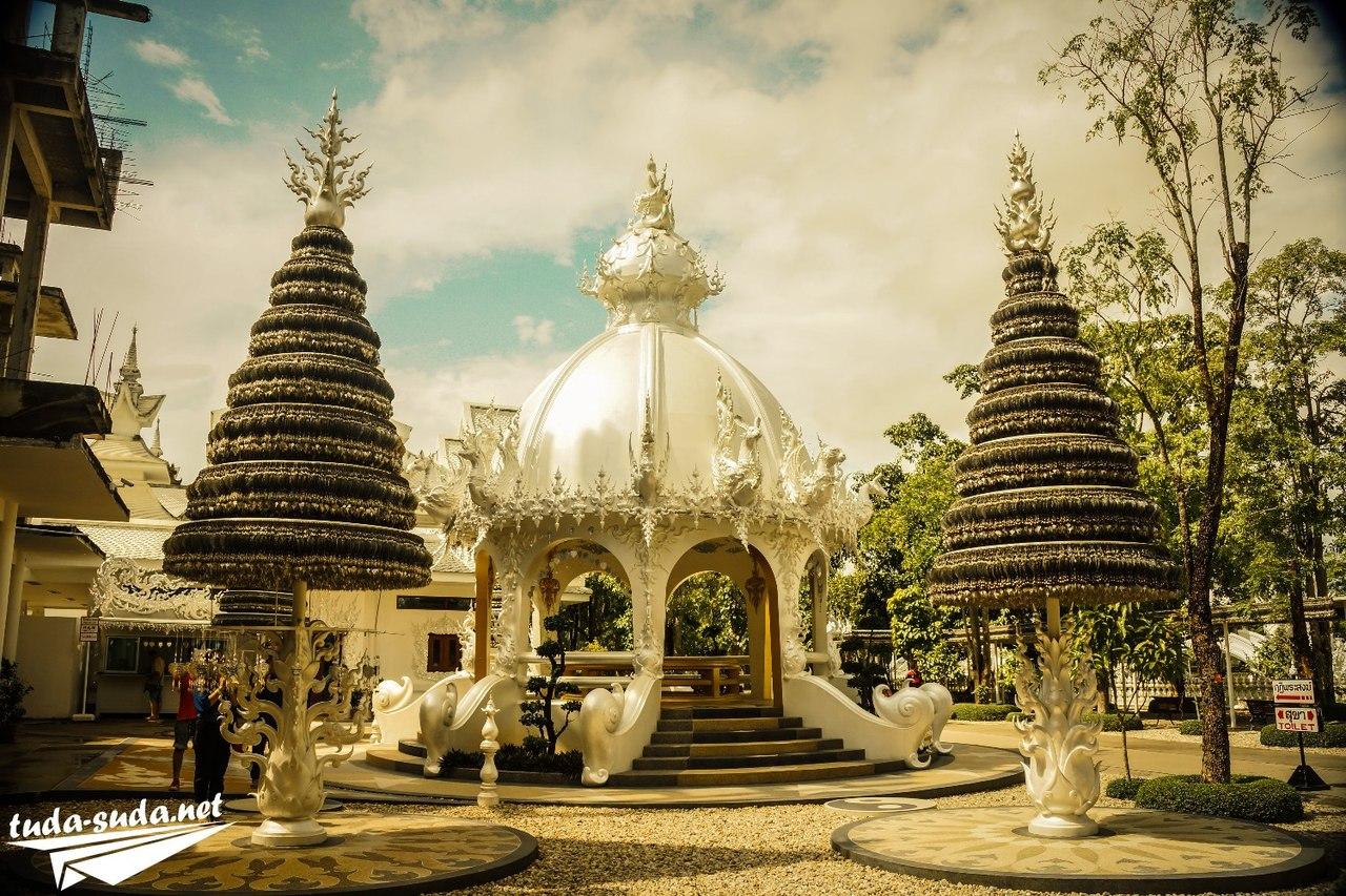 Храмы Чианг Рай