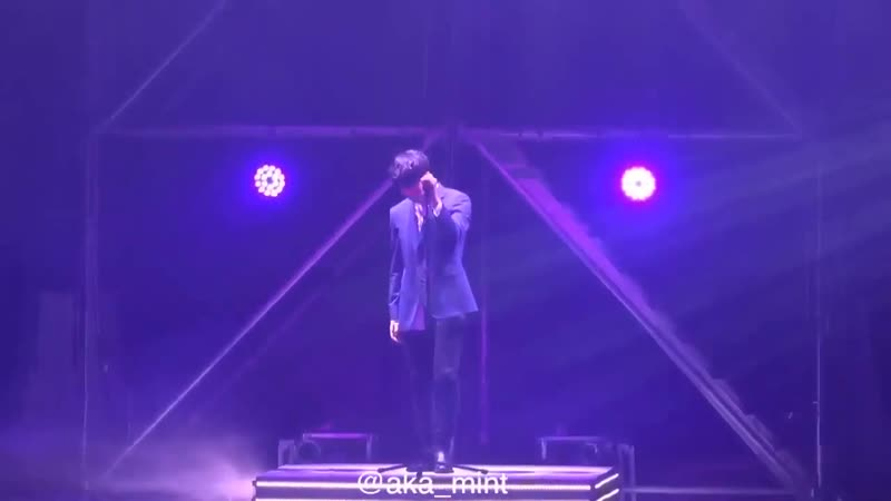 Fancam 190421 VIXX Hyuk Boy With A Star @ LG ThinQ AI Ice Fantasia 2019