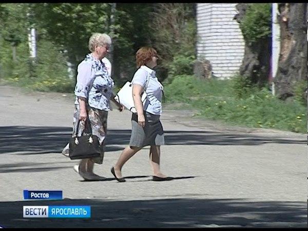 Ростовский пенсионер в одиночку ремонтирует дорогу