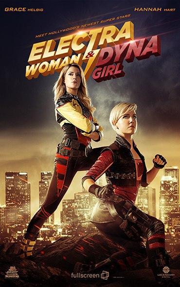 Суперженщины (2016)
