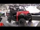 2018 Polaris Ranger 900 XP Utility ATV - Walkaround - 2017 Toronto Snowmobile ATV Show