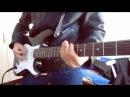 Rammstein Buckstabu - Guitar Cover By Polux E