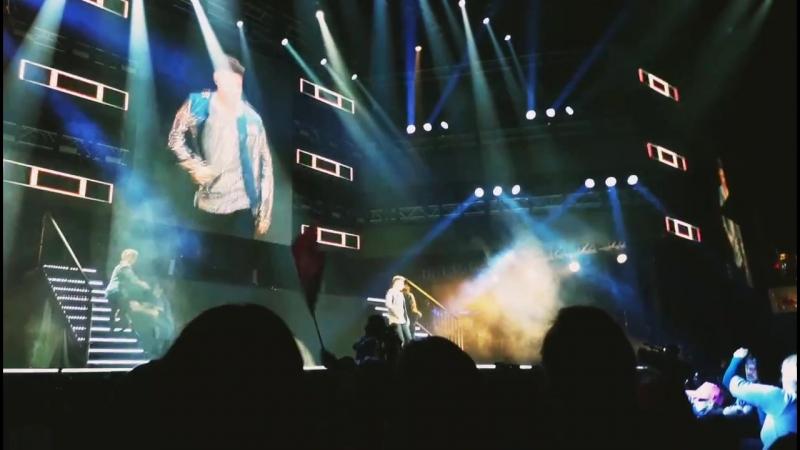 Allá Voy - Soy Luna en VIVO 2018 (23 de junio _ 1era función) Luna Park