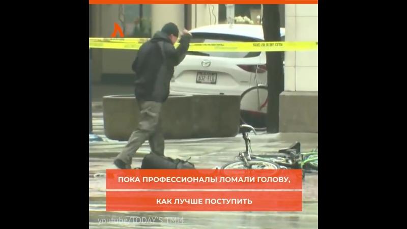 Провал гражданского взрывотехника