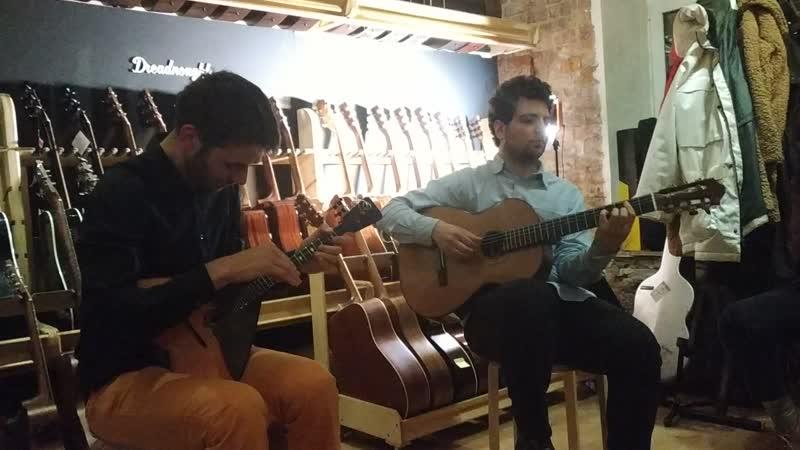 Nefedov-Feldman Duo