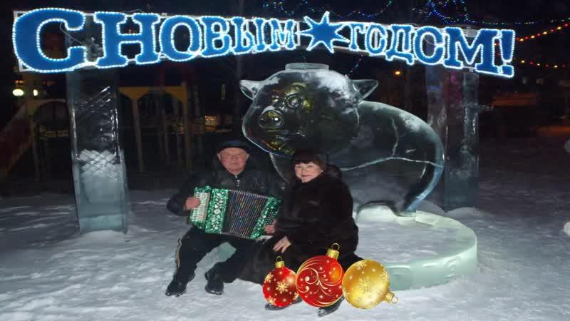 Ночь Новогодняя- слова и музыка-Валерий Белкин,исп.Евгения Белкина.