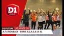 J16 : AFS Roubaix - Paris ACASA