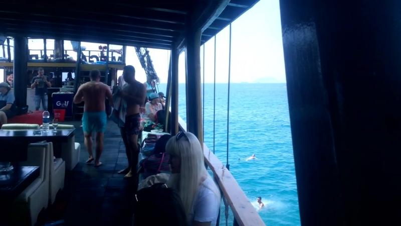 Прогулька на яхте Megastar 23.06.2018