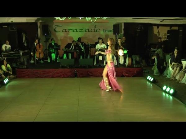 Didem Kinali - Belly Dance Drum Solo