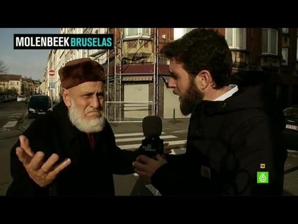 Gonzo se traslada a Molenbeek, uno de los puntos más importantes del yihadismo