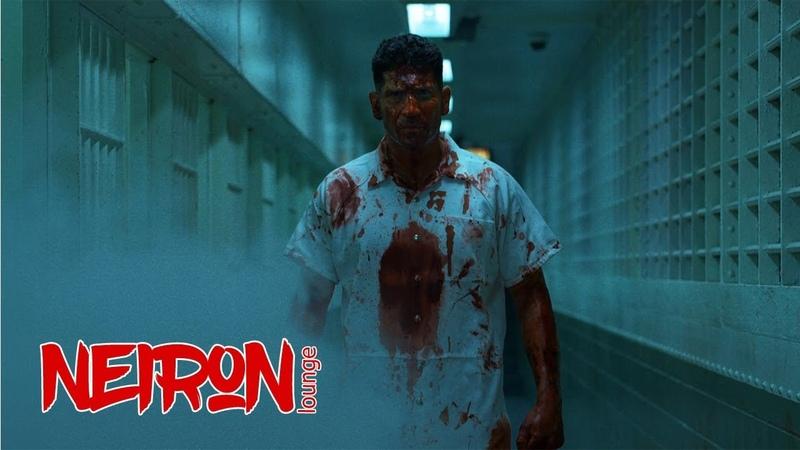 Каратель убивает всех заключенных. Фрэнк Касл в тюрьме. Сериал Сорвиголова 2 сезон