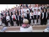 ГИМН ШКОЛЫ. Исполняет сводный хор 3б,7б.10 классов и учителя.