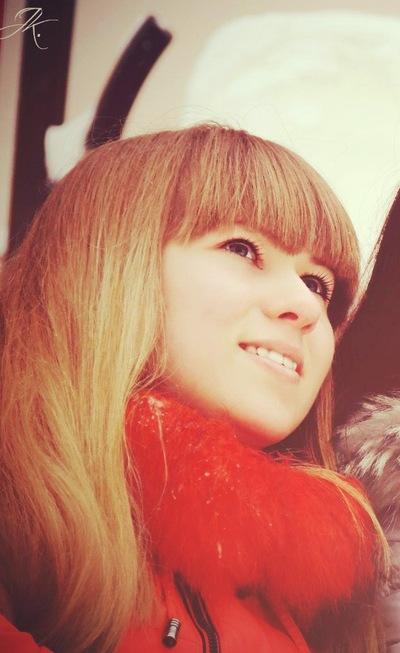 Кристина Троняева, 9 ноября , Самара, id17163687
