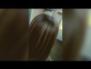 Осветление волос в технике шатуш .mp4
