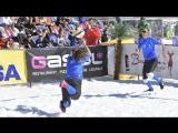 Чемпионате Европы по снежному волейболу 2018. Женщины. Матч за 3-е место 25 марта 11.30