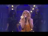 Кайли Миноуг Kylie Minogue_ Cant Get You Out of My Head 25 04 2018 телешоу Сета Майерса в Нью-Йорке, США.