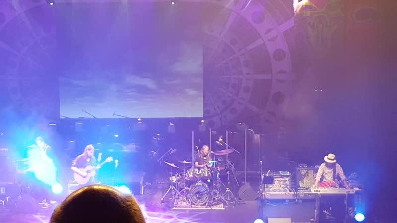 Hawkwind at the London Palladium 04.11.18 - Hymn to the Sun