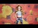 Обзор на Барби Йога Пухляшка Джойс Аэробика Made to Move Безграничные Движения