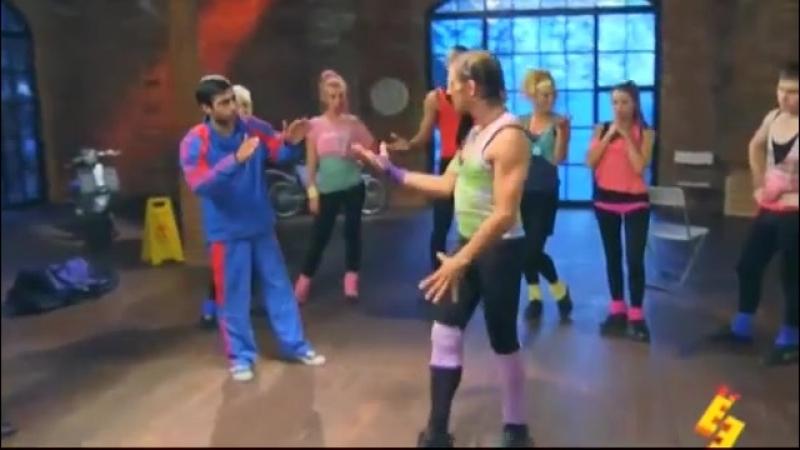 ДаЁшь МолодЁжь Школа танцев Алекса Моралеса Праздничная лезгинка mp4