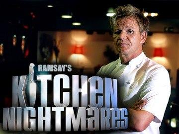 Кошмары на кухне 2 сезон