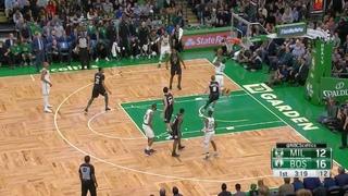 """Boston Celtics on Instagram: """"But how? 🤔"""""""