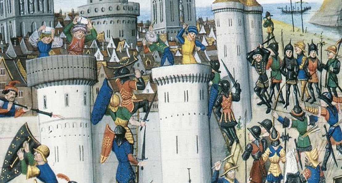 Грабеж в Царьграде