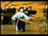 Чан Ми Хян (Каягым) -《바다의 노래》 / «Песня моря»