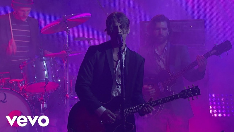 Foster The People - Sit Next to Me (Live from Dick Clark's New Year's Rockin' Eve)