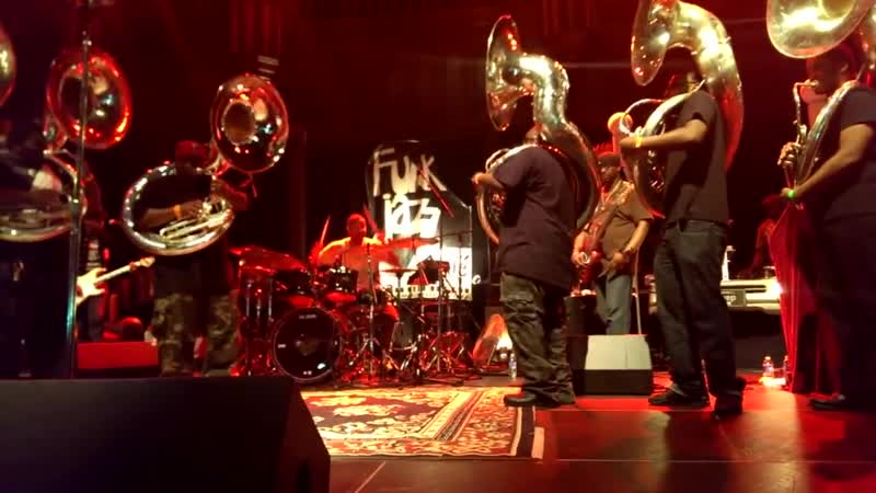 Pharoahe Monch - Simon Says Live at The Tabernacle for Funk Jazz Kafe