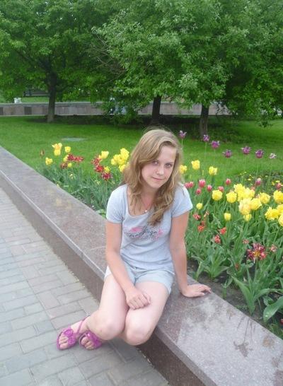 Иванна Маркес, 16 октября 1992, Донецк, id185388324