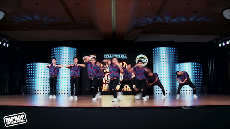 The Peepz Philippines Bronze Medalist Adult Division at HHI World Prelims 2018