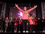 Macumba dance fitness ItsConvention!2017 con Max Imperoli, Gianluca e Valentina